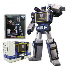 "Masterpiece Transformers MP13 Soundwave Action Figure 9.8"" Toy"