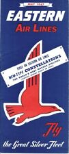 Eastern Air Lines timetable 1947/MAY