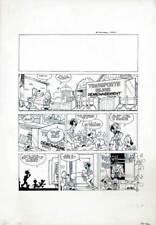 """CLOD - """"Le Nouveau voisin"""" storia completa di 4 pagine pubblicata su PIF (1983)"""
