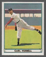 1977 DOVER REPRINT – 1941 PLAY BALL #6 CARL HUBBELL – NM (7)