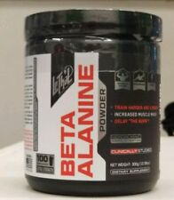 Lethal Supplement  BETA ALANINE 100% Pre-workout  100 serv. 300gr.Free Shipping!