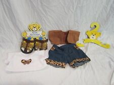 Build-A-Bear 3 pc. Summer Short Outfit with Sandals, Bear Bootique Hanger