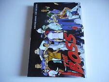 MANGA - THE BOSS N°9 - KIM TAE-KWAN . LIM JAE-WON