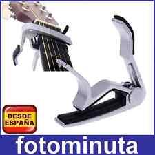Cejilla Guitarra Aluminio Electrica Acustica Fender Stratocaster Squier Yamaha N