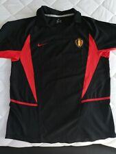 Belgium football shirt rare