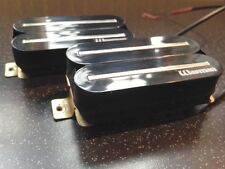 Warman WarBlades. High Output Rail Humbucker, 4 wire harness.