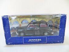 JENNERS EDINBURGH 'AUSTIN FX4 LONDON TAXI CAB'. BLACK. 1:36. MIB/BOXED.