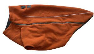 Ruffwear Climate Changer Dog Fleece Canyonlands Orange Size Large