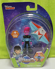 TOMY Disney Junior - Miles from Tomorrowland - Pipp Action Figure - NEW MOC
