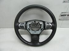 SUZUKI VITARA STEERING WHEEL LEATHER, JB/JT, W/ AUDIO, NON CRUISE TYPE, 08/05-09