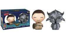 Wonder Woman Movie - Wonder Woman & Ares - Dorbz 2-Pack - SDCC 2017(RS)