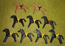 Playmobil CABALLOS, MANADA CABALLOS SILLAS, chevaux de Lot, les chevaux