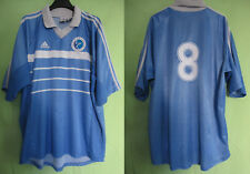 Maillot Racing Club Strasbourg Reserve RCS Shirt #8 Adidas Vintage - XL