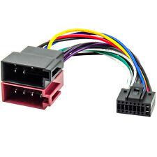 KENWOOD Auto Radio Adapter Kabel für KDC KMD KRC Modelle Ersatz Anschlusskabel