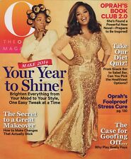 The Oprah Magazine Volume 15 Number 1 January 2014 [Your Year To Shine]