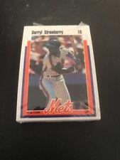 1989 Kahn's Wieners New York Mets Baseball Team Set - Factory Sealed - MINT Cond