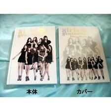 SNSD Girls' Generation Kpop Pop Official Photo Book A4 Big Size Limited Rare