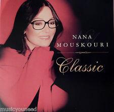 Nana Mouskouri - Classic (CD, 1999, Universal) VG+++ 9.5/10