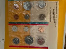 1972  coin set