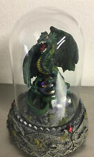 Franklin Mint Michael Whelan Dragonfire Hand Crafted Limited Edition