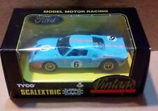 C-35 Ford GT Vintage Exin Triang Scalextric SCX SRC Cartrix Reprotec TeamSlot
