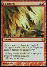 Slagstorm FOIL | EX | Mirrodin Besieged | Magic MTG