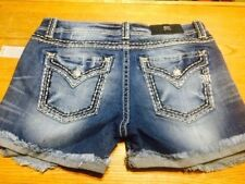 Miss Me thick stitch Signatujean short - NWT - size 32 - original tags attached