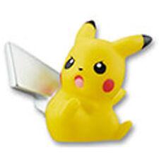 Kimewaza Pokemon Kids BW5 Finger Puppet Figure PIKACHU Black White Bandai Toy