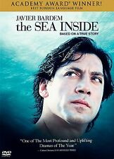 The Sea Inside (DVD, 2005) - Javier Bardem - New