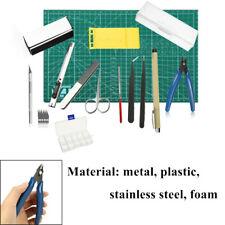 DIY Modeler Basic Tools Craft Set Hobby Model Building Kit Grinding Foam Plastic