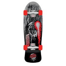 """Santa Cruz Skateboard Old School Cruiser Obrien Reaper Metallic 8.34"""" x 26.05"""""""