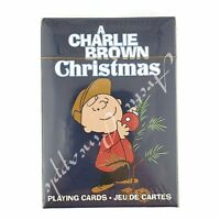 A Charlie Brown Christmas 52 Playing Cards Collection New In Package