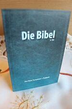 Die Bibel Das Neue Testament mit Psalmen - 2. Teil Elberfelder Übersetzung NEU