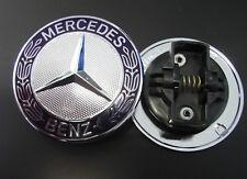 MERCEDES BENZ ORIGINALE emblema Stella copertura cofano w124 w210 w211 NUOVO OVP