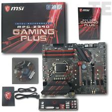 MSI MPG Z390 GAMING PLUS ATX Intel 8th & 9th Gen LGA1151 Desktop Motherboard