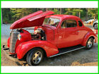 1938 Chevrolet Business Coupe Business Coupe 1938 Chevrolet Automatic RWD Coupe Rebuilt Power Steering