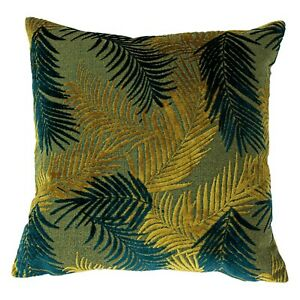 Palm Grove Cushion Covers By Paoletti / Available in 3 colours