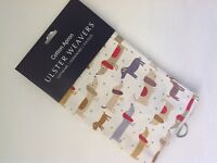 New Ulster Weavers Dachshund 100% Cotton Apron
