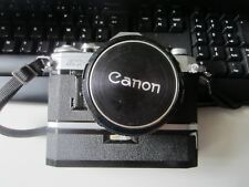 CANON AT1 AVEC POWER WINDER ET BANDOULIERE