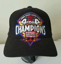 Target Ganassi 4 Time CART Champions Racing Embroidered Zanardi Montoya Cap Hat