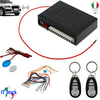 Sistemi di allarme per auto universale Kit di chiusura centralizzata per auto