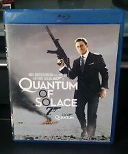 James Bond Quantum Of Solace  (2008) Blu-ray Daniel Craig Ian Flemming