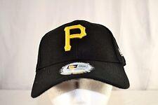 Pittsburgh Pirates Black Baseball Cap Adjustable