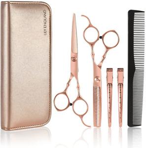 Professional Hairdressing Scissors Set for Women - Hairdresser Barber Hair Kit