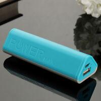 12000mAh Portable USB  Power Bank Case 18650 Batterie Ladegerät Box Case