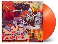 Lee 'Scratch' Perry And The Upsetters: Battle Of Armagideon Coloured Vinyl LP