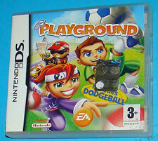 EA Playground - Includes Dodgeball - Nintendo DS NDS - PAL