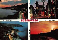 Bg6576 bordighera by night multi views italy