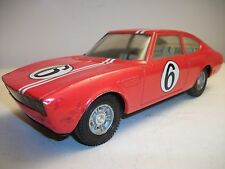 FIAT DINO COUPE latta-tin SCALA 1/18 anni 70