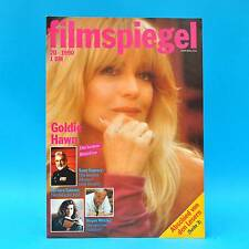 DDR Filmspiegel 20/1990 Goldie Hawn Sean Connery Liselotte Pulver Mel Gibson J